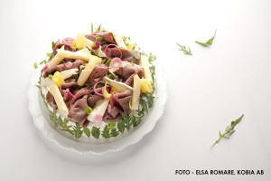 Smörgåstårta_ruccola_liten_text